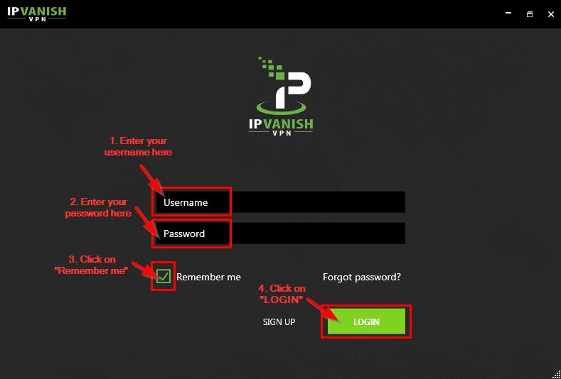 Install a vpn on Windows