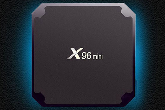 X96 Mini Android-TV Box