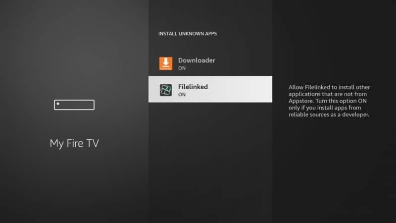 step 14 firestick lite filelinked activate unknown -sources