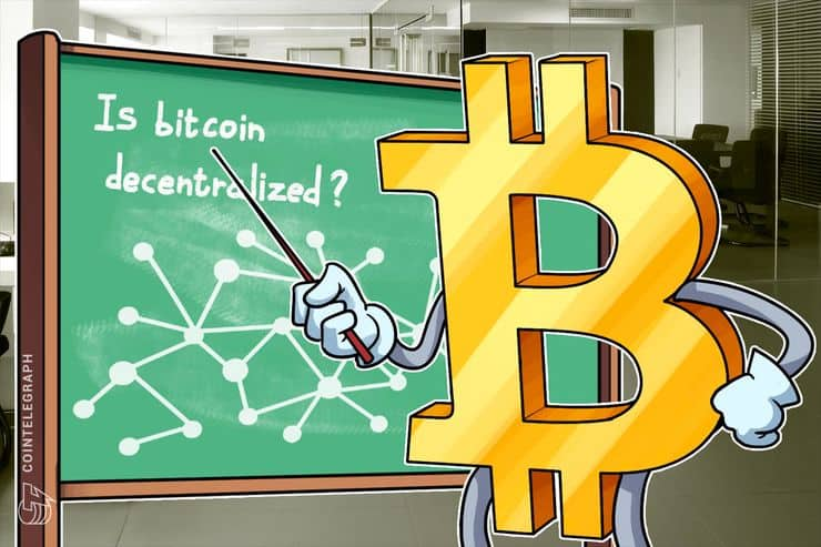 bitcoin decentralize