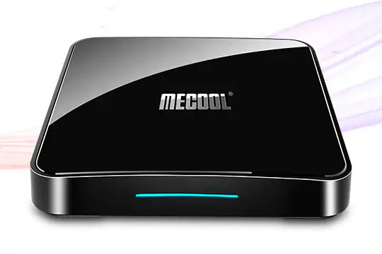 mecool km3 android