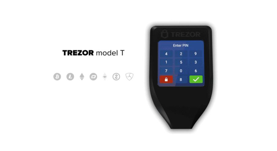 trezor-model t
