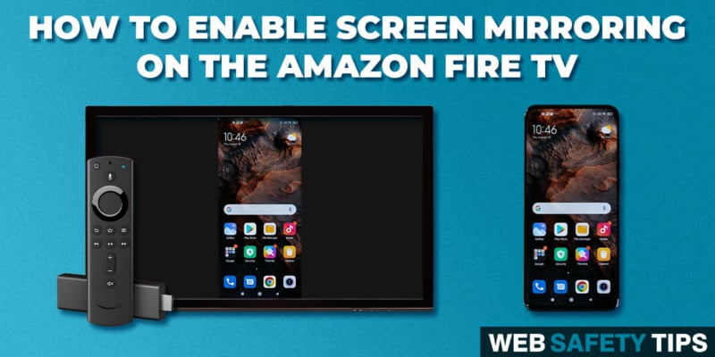 How to Enable Screen Mirroring on the Amazon Fire TV Stick 4K