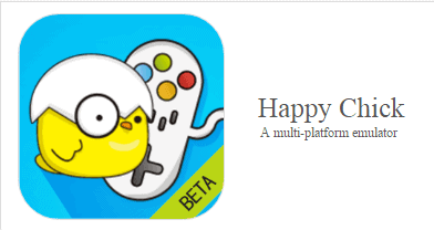happy chick emulator on iOS