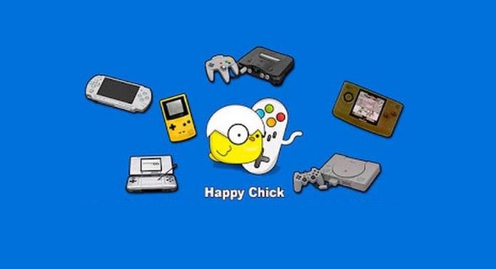 happ chick on firestick