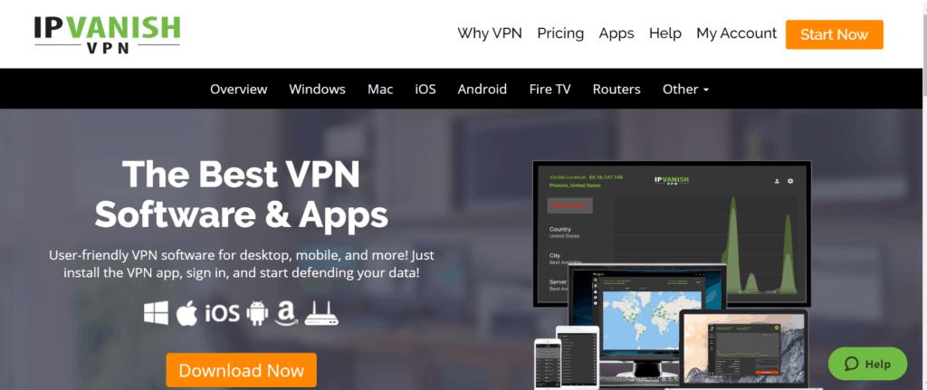 IPVanish The Best VPN Software & Apps
