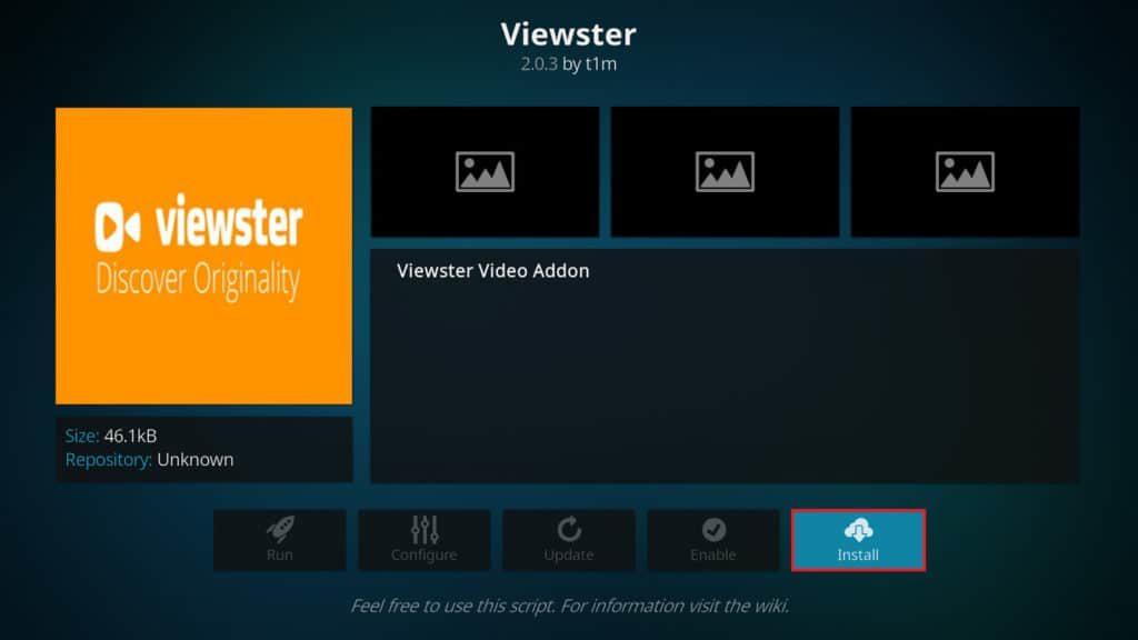 viewster addon new