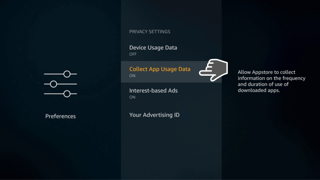 Collect App Usage Data