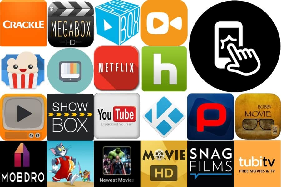 free tv apps