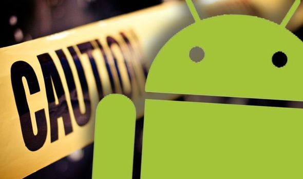 google android threat