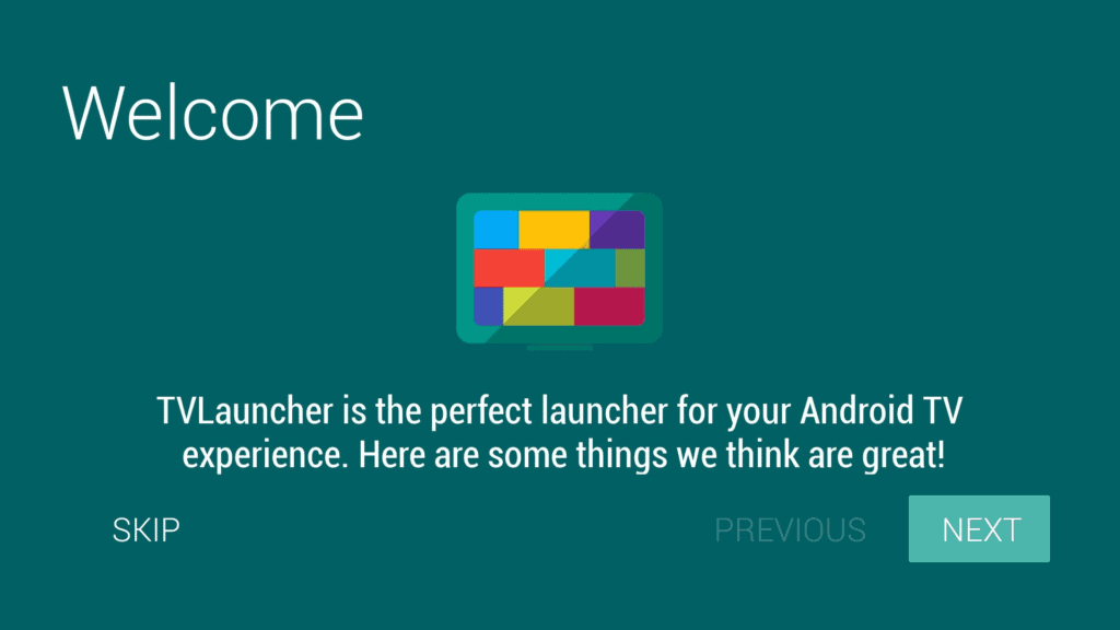 TVLauncher 3 - Install the Android TV Launcher on Firestick