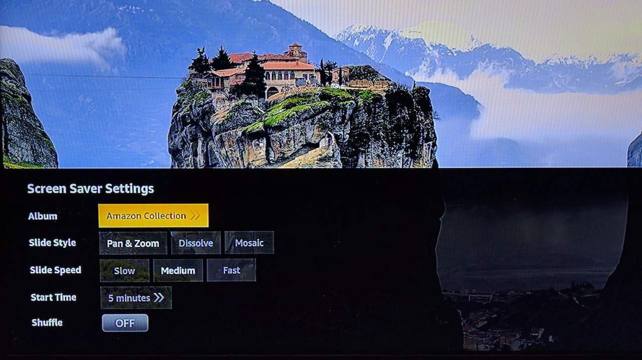 How To Change The Amazon Firestick Screensaver Web Safety Tips
