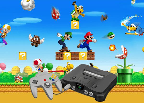n64 emulation