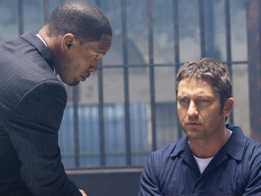 best revenge movies - law abiding citizen