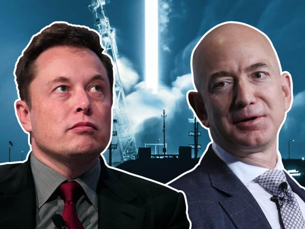 spacex vs amazon