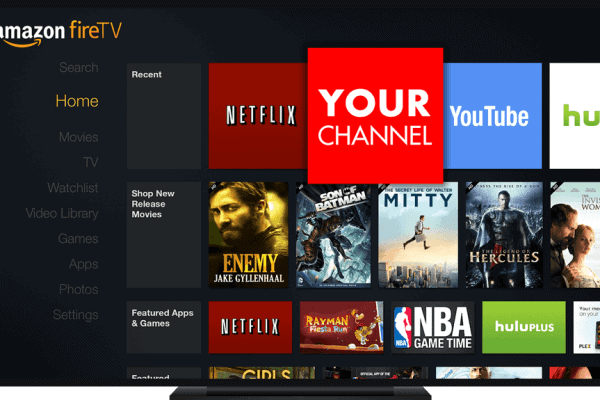 Best Free Amazon Fire TV Apps