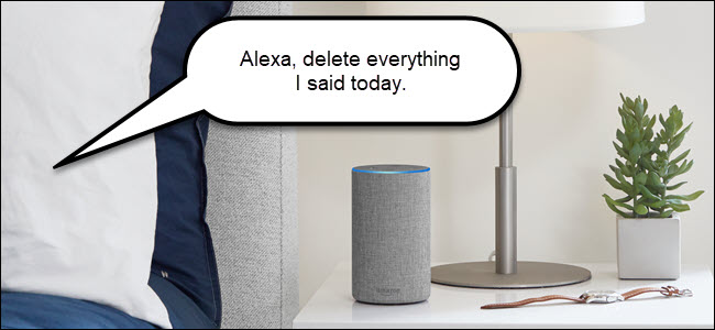 alexa recordings