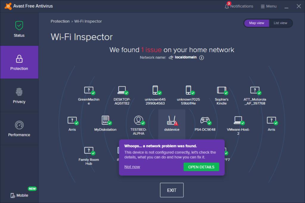 wi-fi inspector