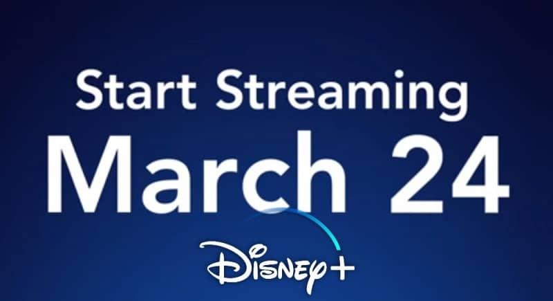 Disney Plus Launch Europe