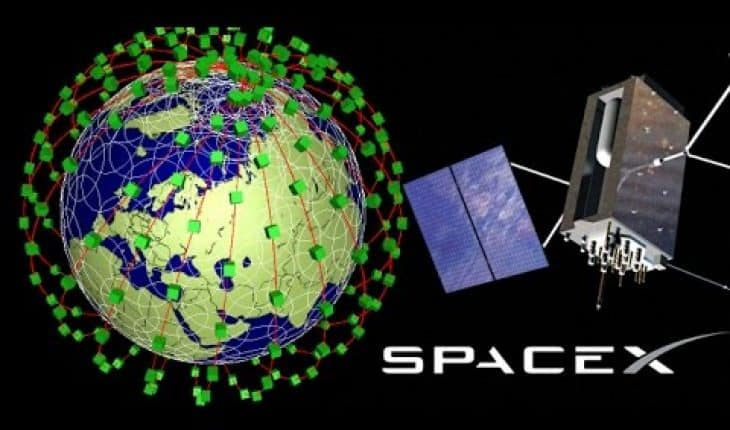 SpaceX Home Internet