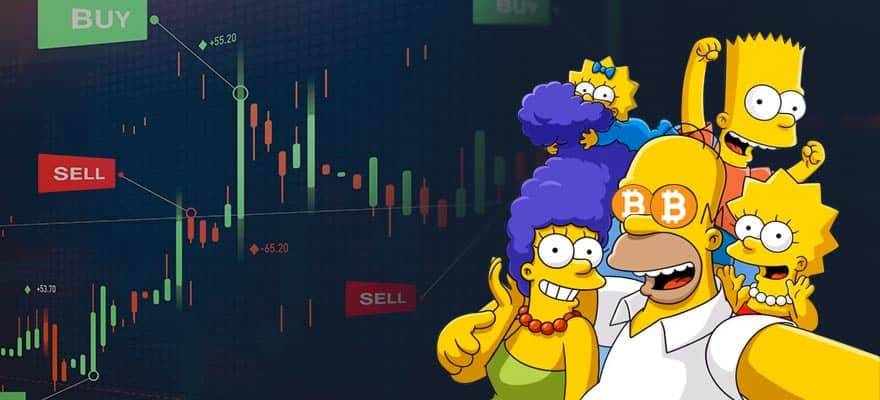simpsons crypto