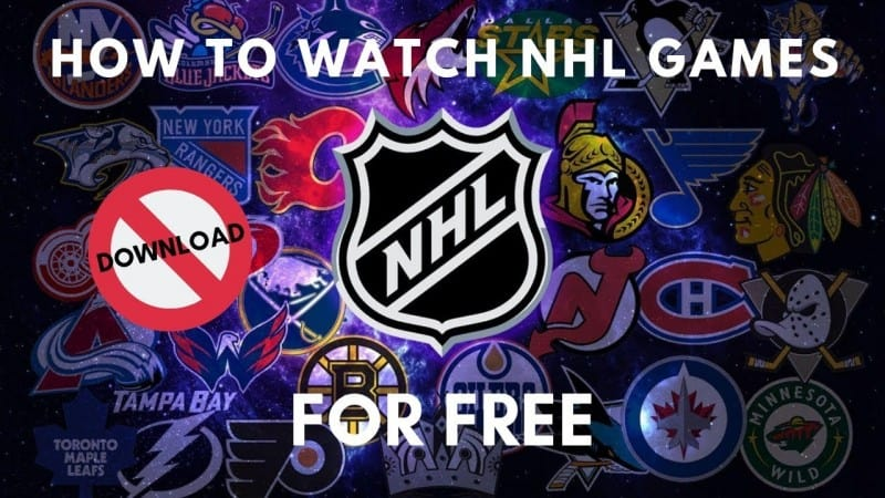 NHL games for free