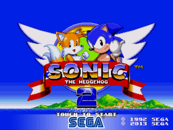favourite games on Fires tv Stick Sonic the Hedgehog 2