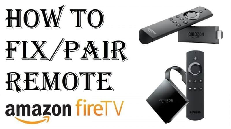 How to Pair Firestick Remote with Your Fire TV Stick
