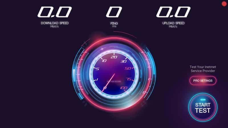 Start Internet Speed Test App on Firestick