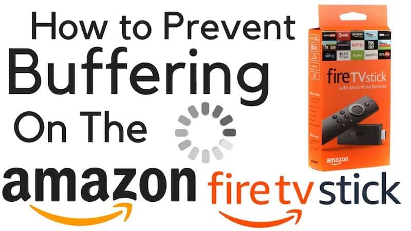 Fix Buffering on Firestick Forever