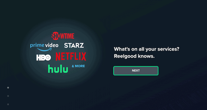 Reelgood AIO Streaming App on Firestick