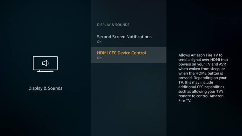 HDMI CEC Devices Control