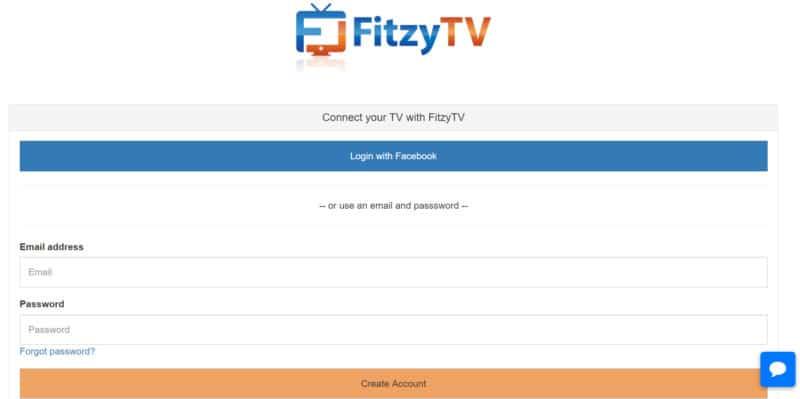 fitzytv login