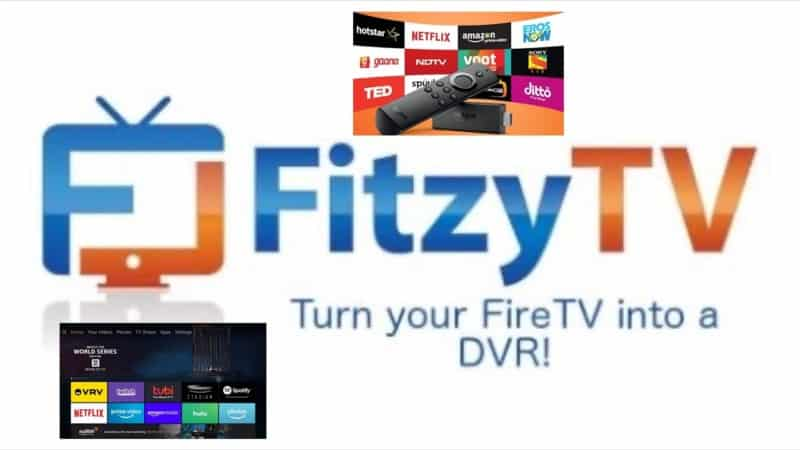 how to install Fitzy tv