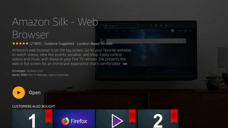 open silk browser