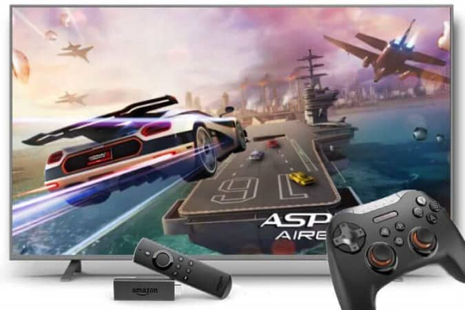 free games for Amazon Firestick