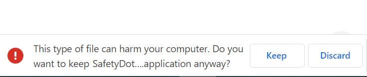 install VPNSafetyDot on WINDOWS
