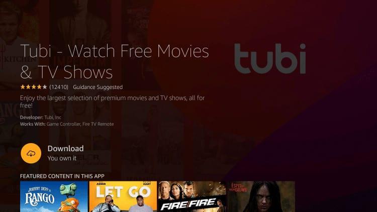 download tubi tv
