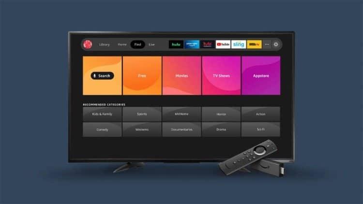 firestick interface new