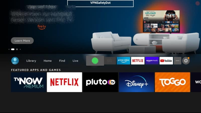 firestick-lite-new-interface-settings-accessibility-service-textbanner-show-vpnsafetydot