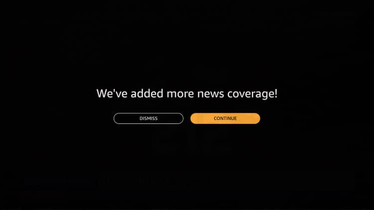 firestick local news coverage