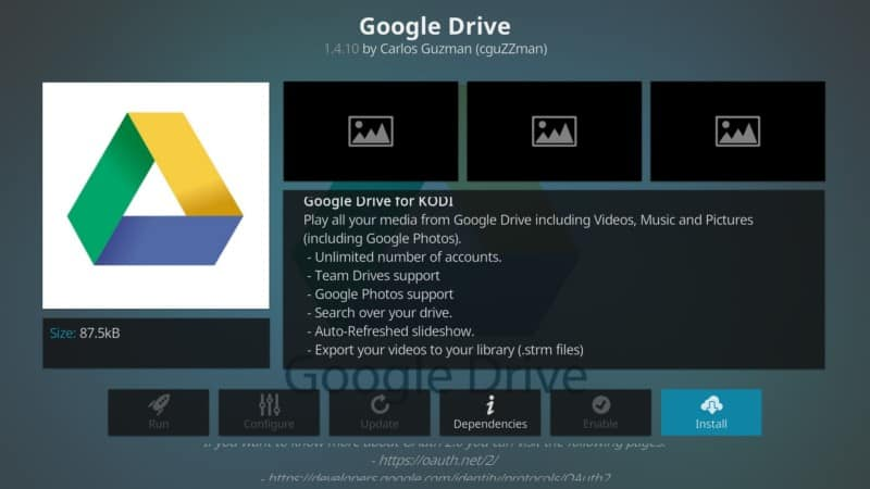 install google drive on firestick