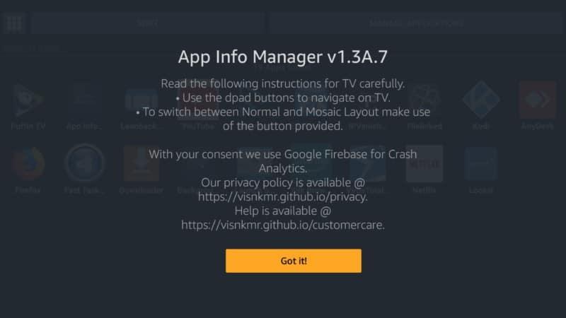 app info manager v1.3A.7