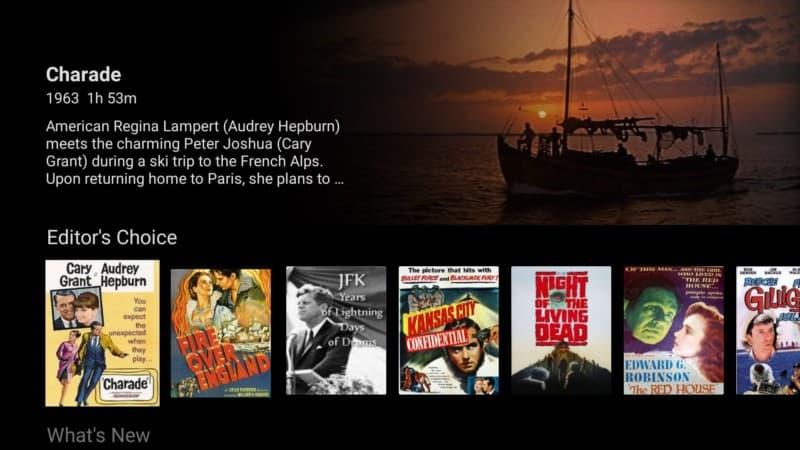 amazing classics movie app firestick