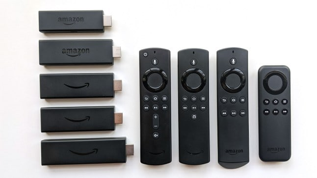 identify Fire TV device
