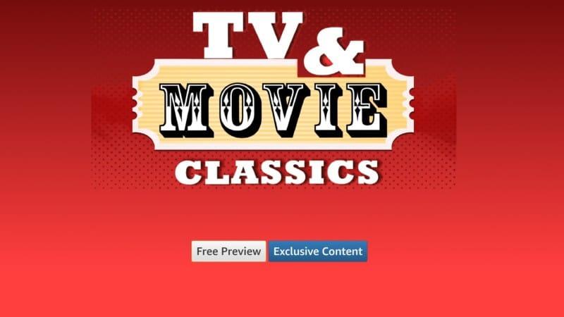 tv & movie classics app on firestick